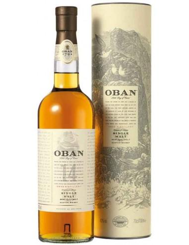 Whisky Oban 14 ans - Chai N°5