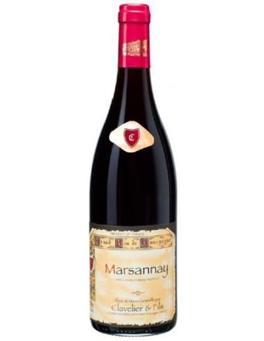 Vin Marsannay 2014 - Clavelier et Fils - Chai N°5