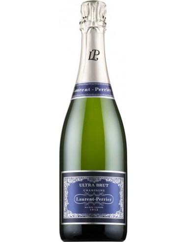 Ultra Brut - Champagne Laurent Perrier - Chai N°5