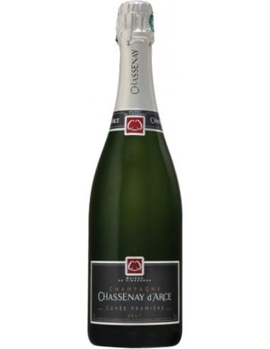 Champagne Chassenay d'Arce Cuvée Première Brut 37.5 cl - Chai N°5