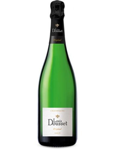 Champagne Louis Dousset Brut Original - Chai N°5