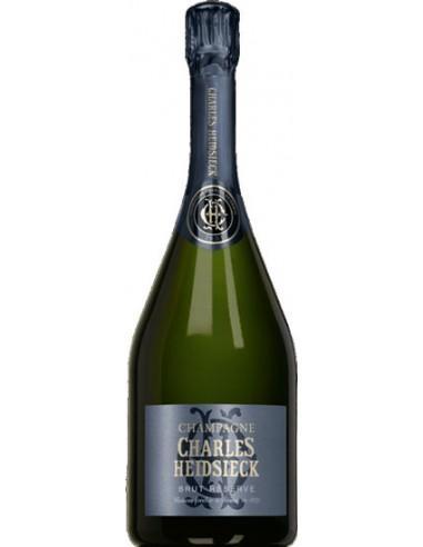 Champagne Charles Heidsieck Brut Réserve - Chai N°5
