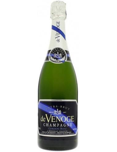 Champagne Cordon Bleu Extra Brut De Venoge - Chai N°5