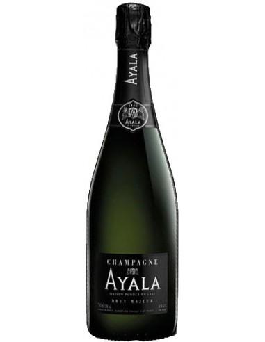 Champagne Ayala Brut Majeur - Chai N°5